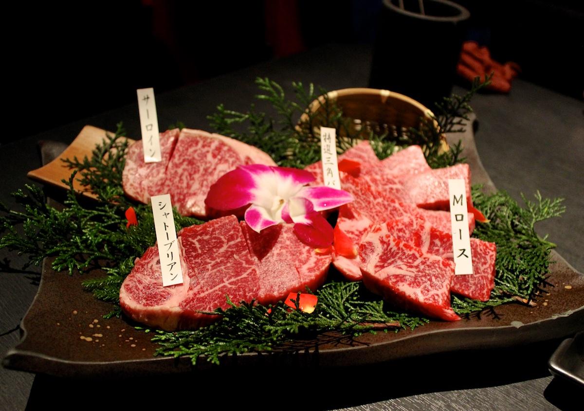 Japanese Bbq In Osaka Matsuzakagyu Yakiniku M Mylsquared